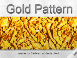 A golden pattern PS